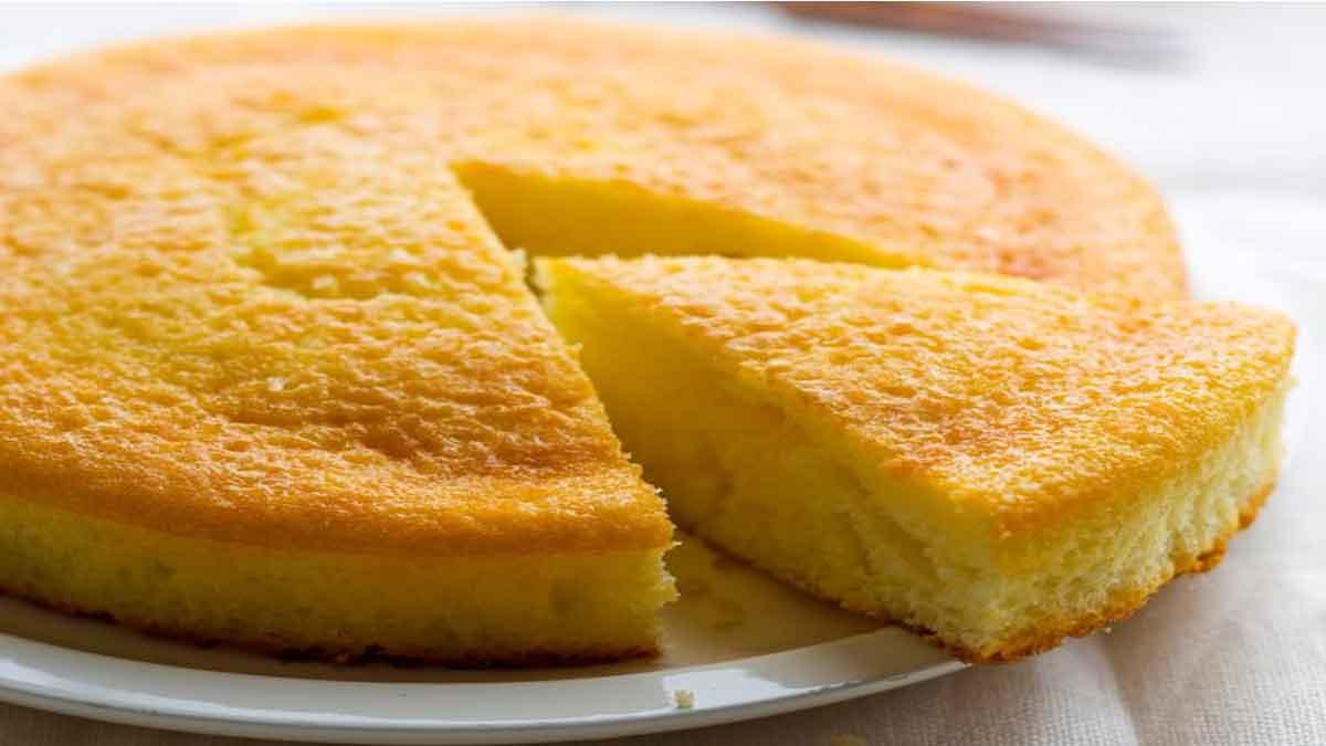 gâteau à la maïzena