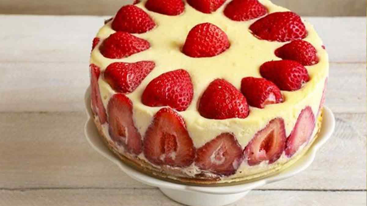 ronde de fraises