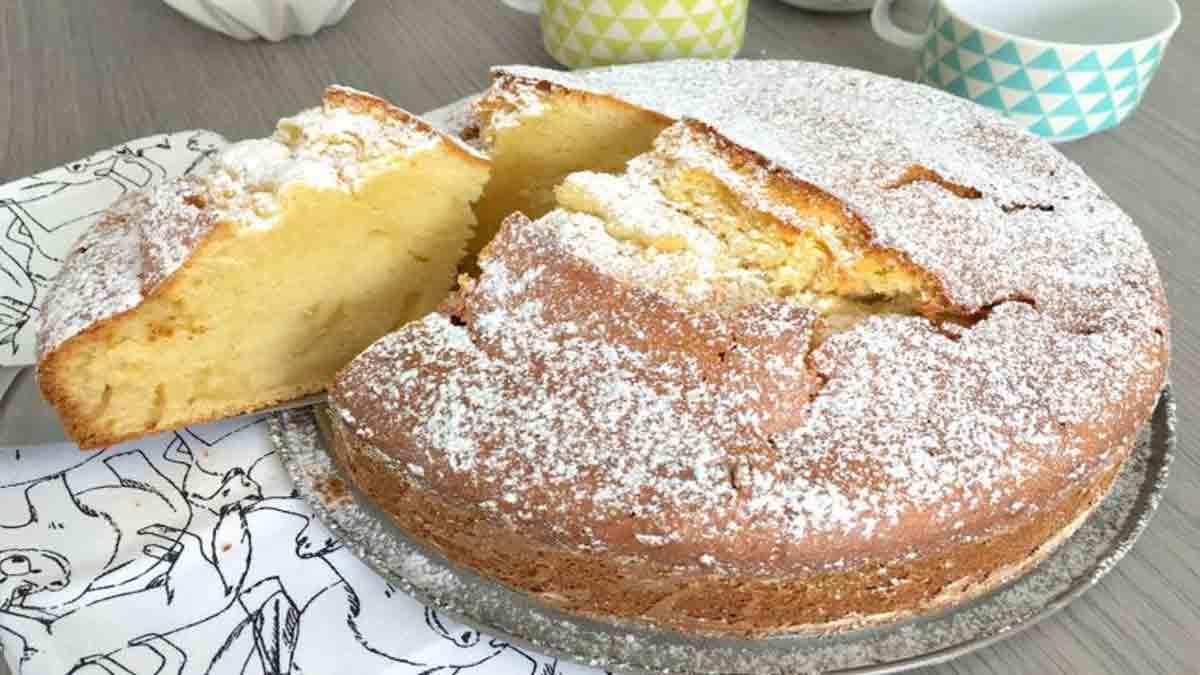 gâteau aux œufs
