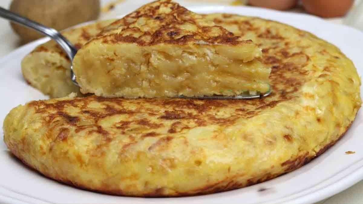 omelette inédite