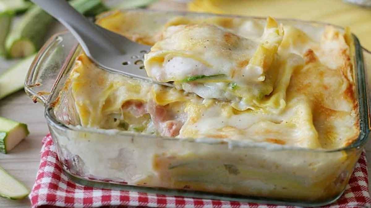 lasagnes garnis