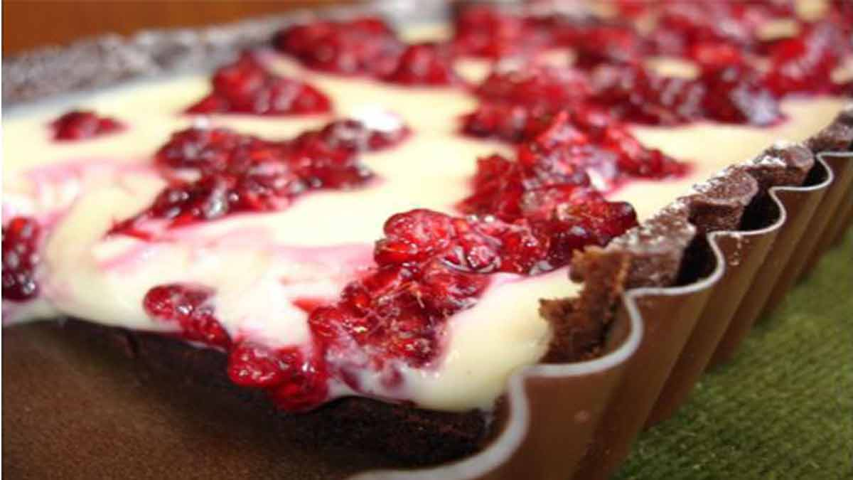 mini-tarte double