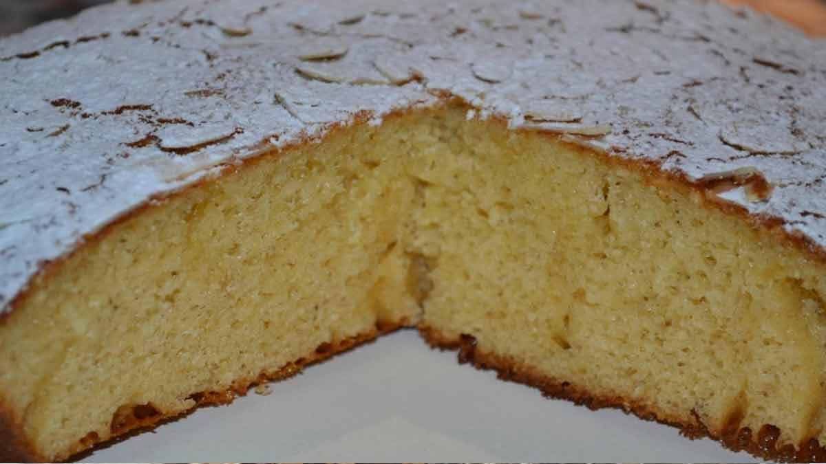 gâteau lait en conserve