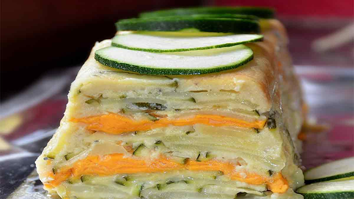 gâteau-courgettes invisible