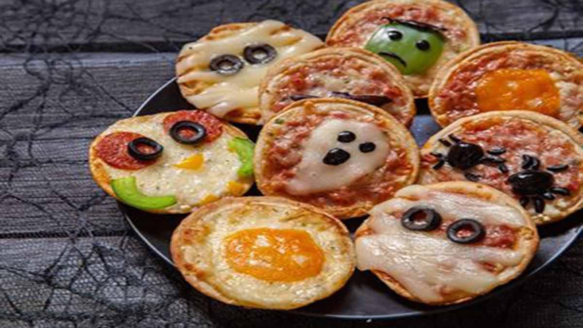 bouchées de pizza