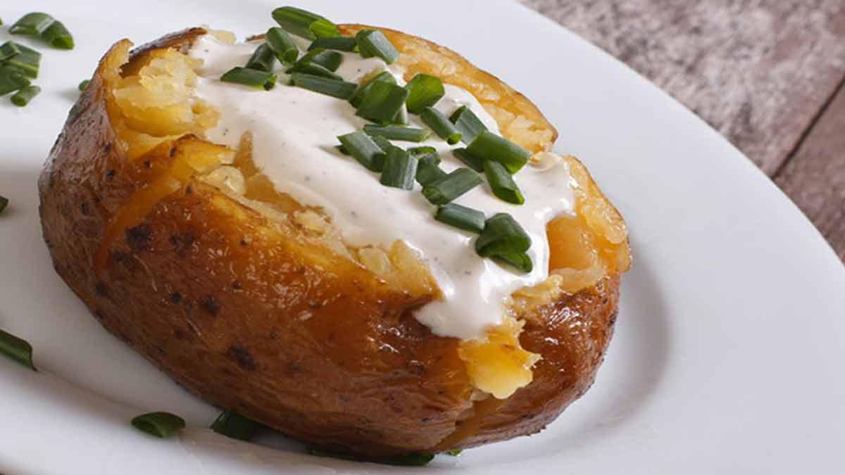 pommes de terre enfournées