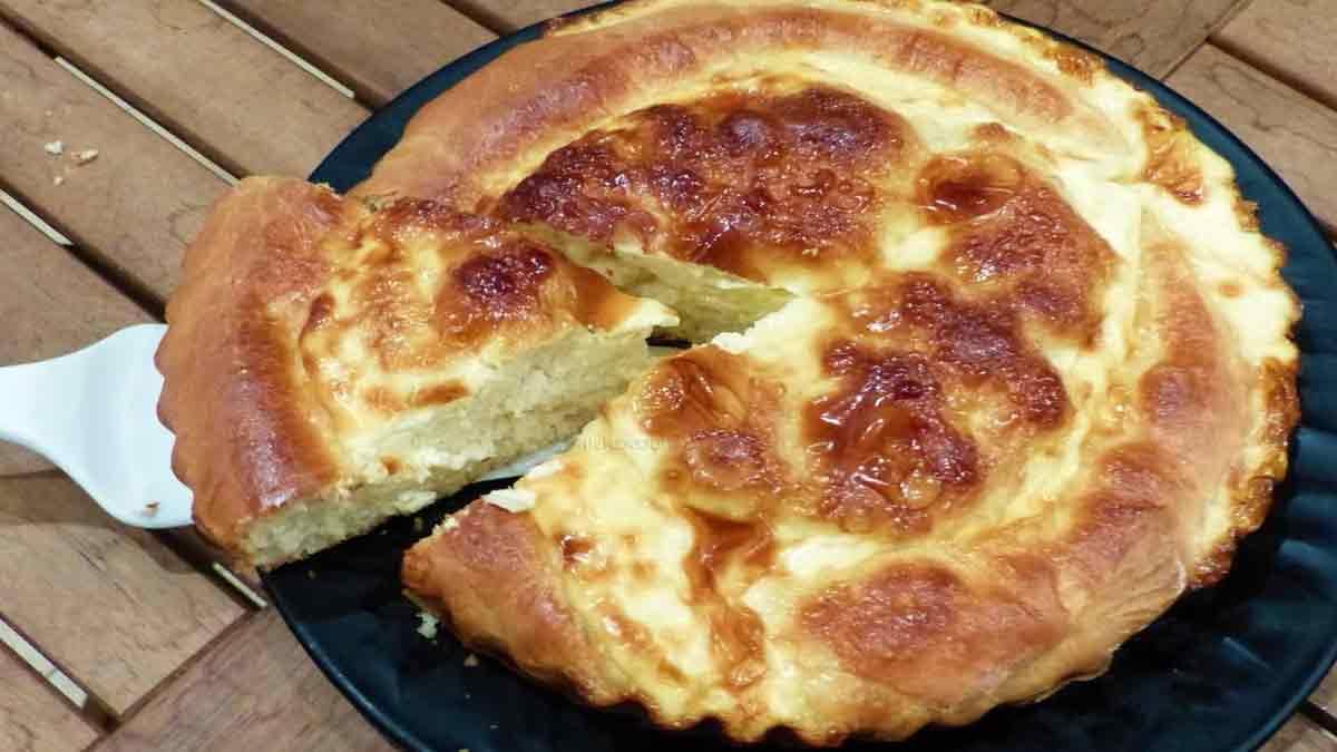 gâteau de ménage franc-comtois