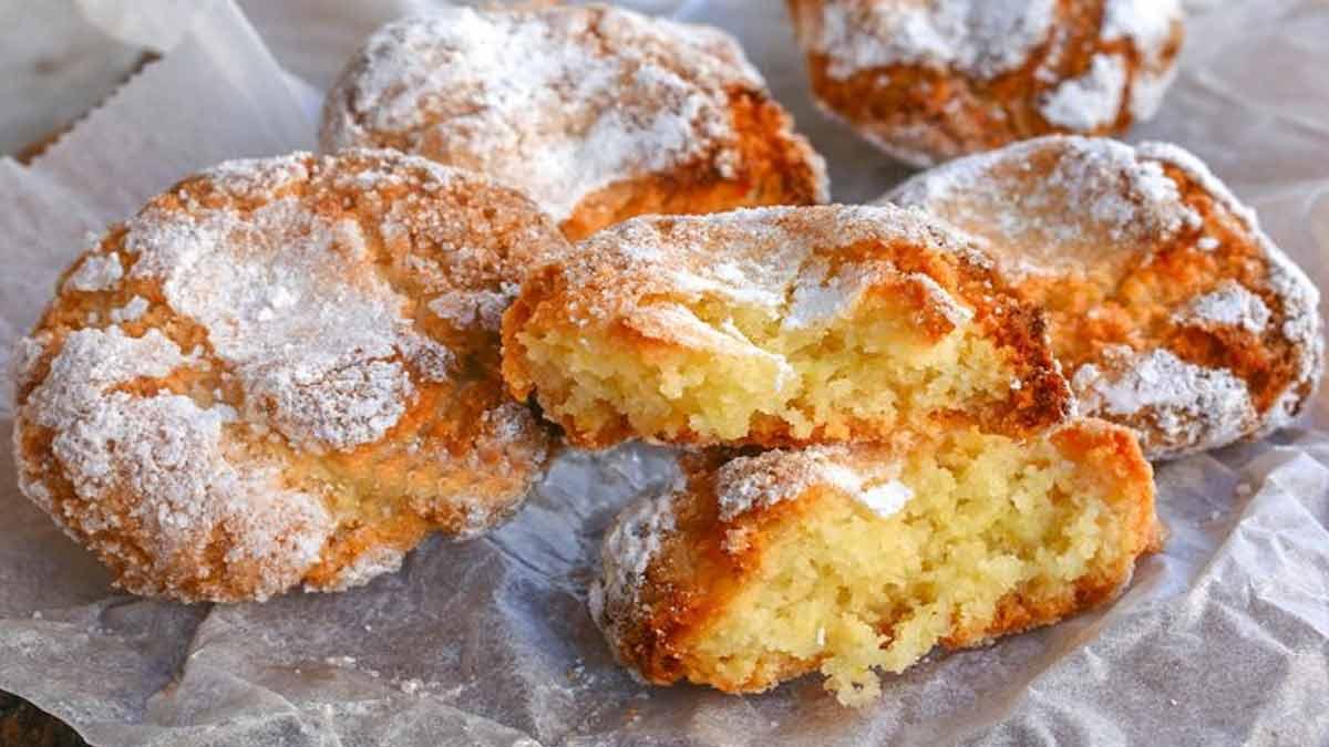 biscuits sans farine aux amandes