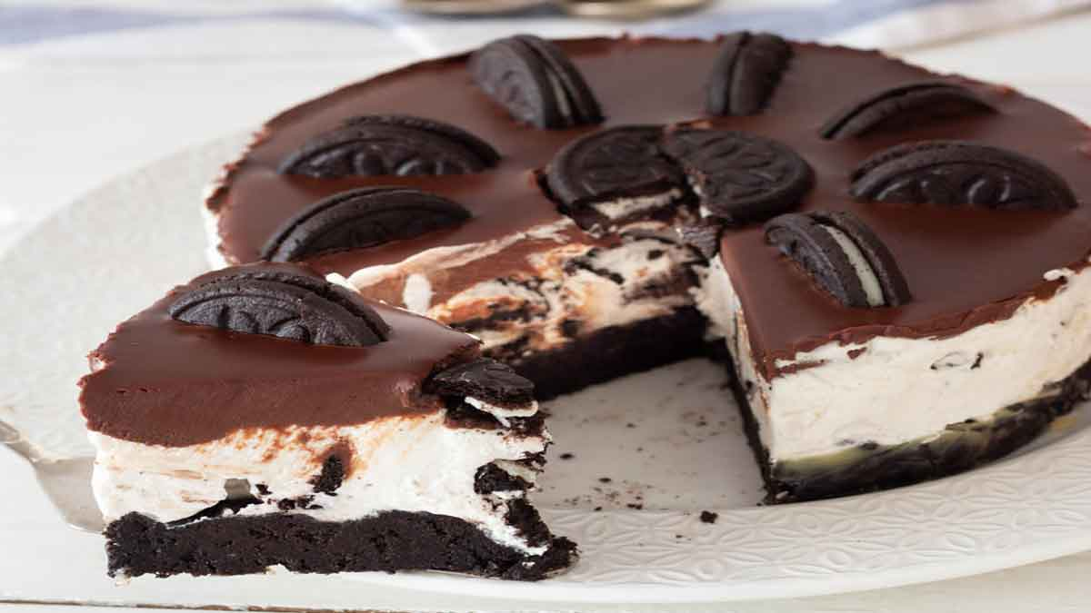 gâteau Oréo sans cuisson
