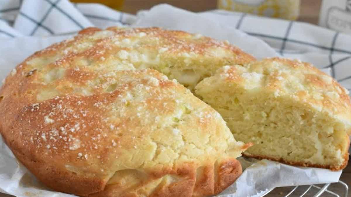 gâteau à la mozzarella et ricotta