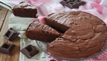moelleux au chocolat au rhum et cacao