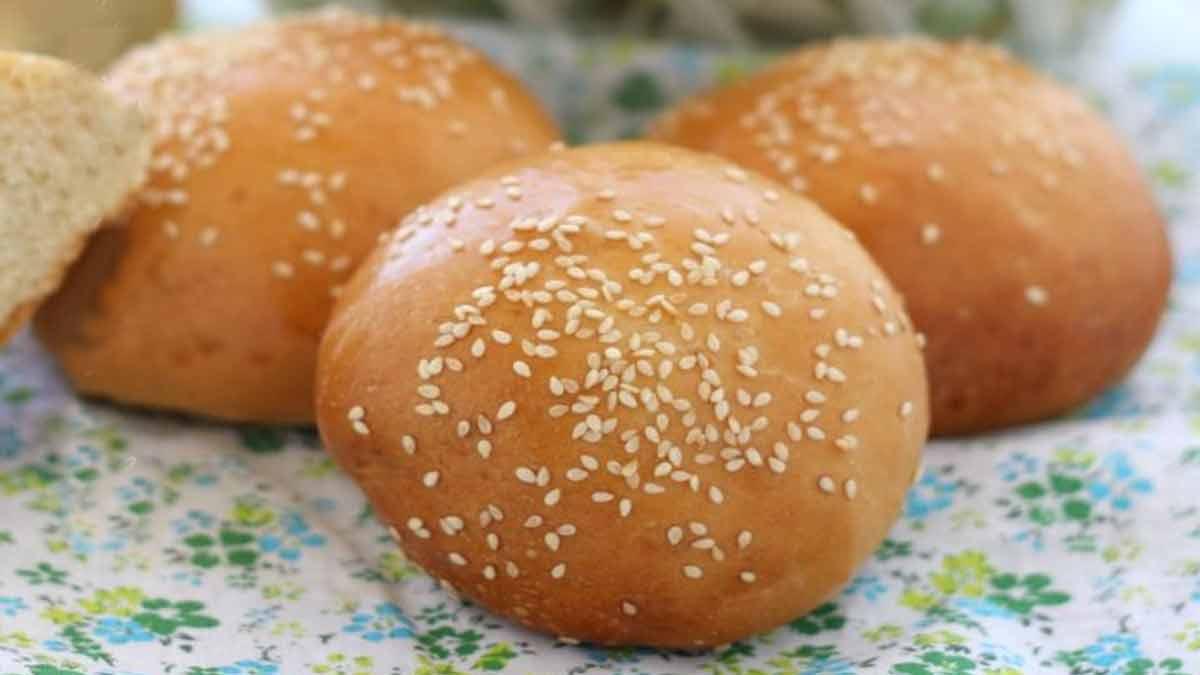 Buns ultra moelleux pour hamburger