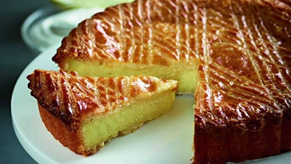 gâteau aux poudres aux amandes