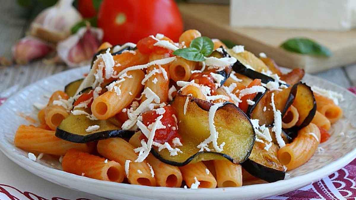 pâtes italiennes à la ricotta