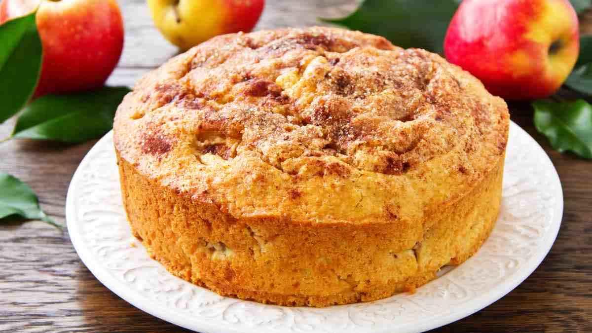Tarte aux pommes vénitienne