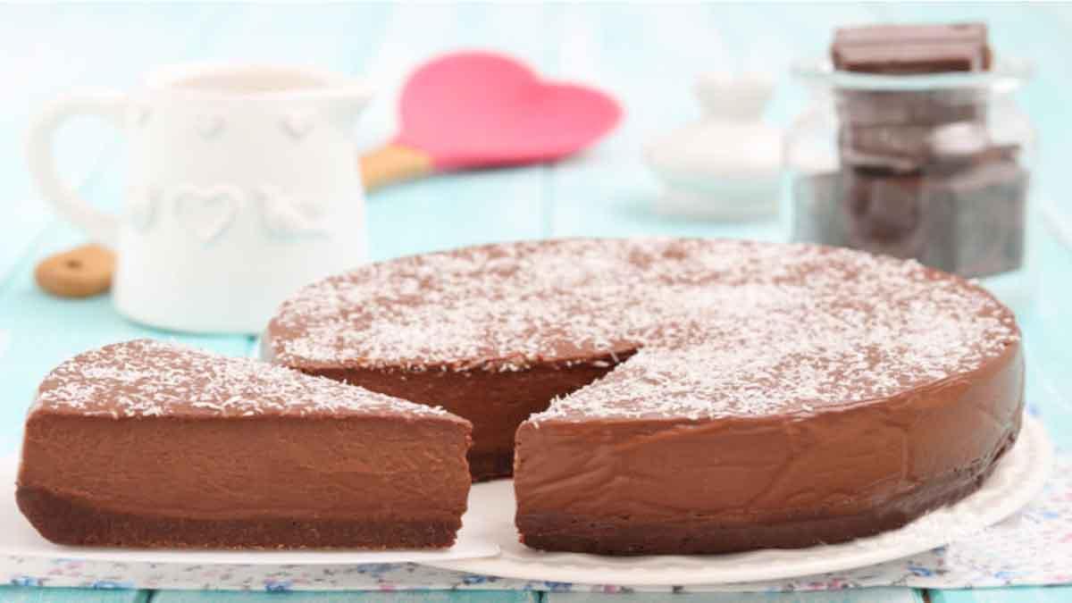 Gâteau au pouding au chocolat